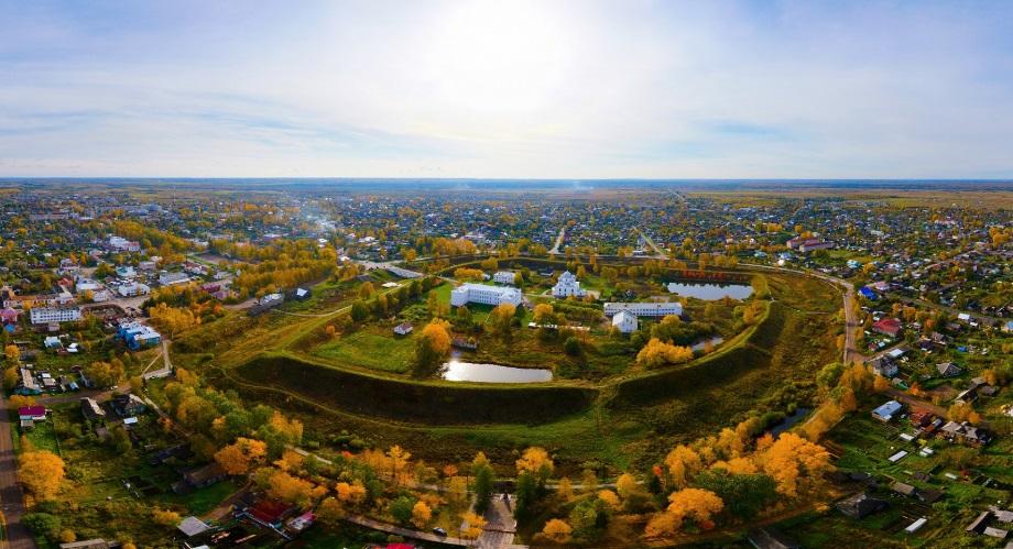 Сребърният пръстен на Русия – Вологодска област