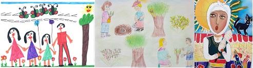 XII международен конкурс за детска рисунка – V кръг