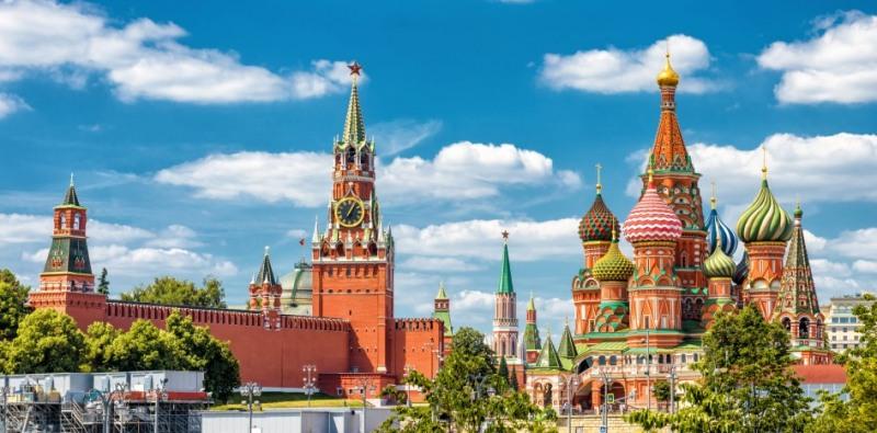 """Храмът """"Василий Блажени""""  отбелязва 460 годишен юбилей."""