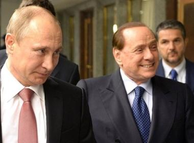 Берлускони нарече Путин единствения останал голям лидер в света